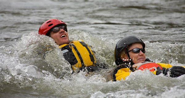 Swiftwater Rescue Course