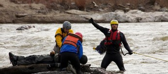 Swiftwater Rescue Course Overview