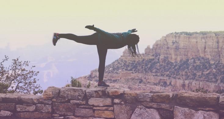 Yoga for Surfers: Airplane/Warrior III