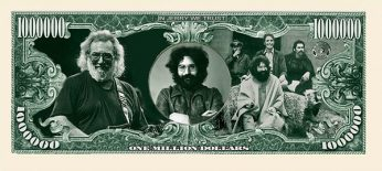 How the Grateful Dead Pranked their Fans Out of Money in 2015