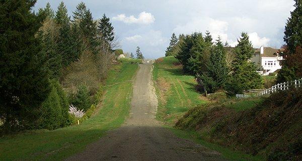 Tolt Pipeline Trail, Washington