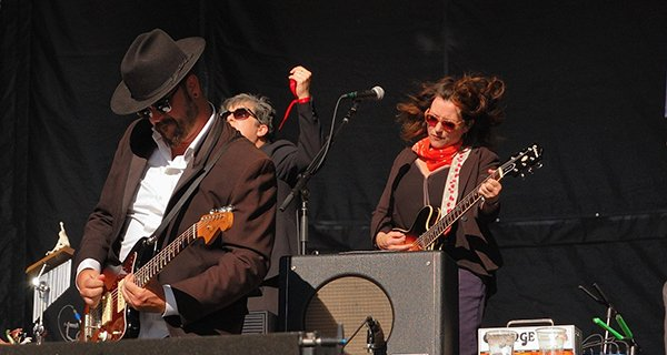Decemberists blowing in the afternoon wind. Photo: Jonathan Penfield | Mountain Weekly News