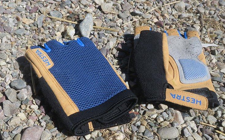 Hestra Short Bike Glove Half Finger