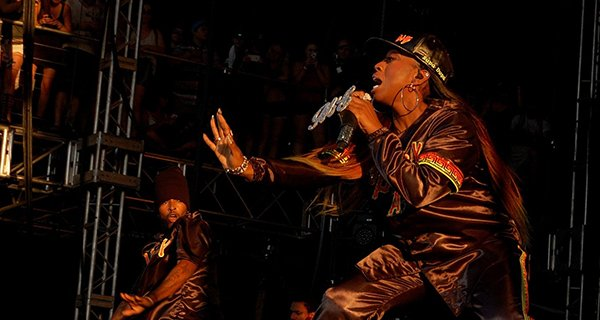 Missy Elliott. Photo: Jonathan Penfield | Mountain Weekly News