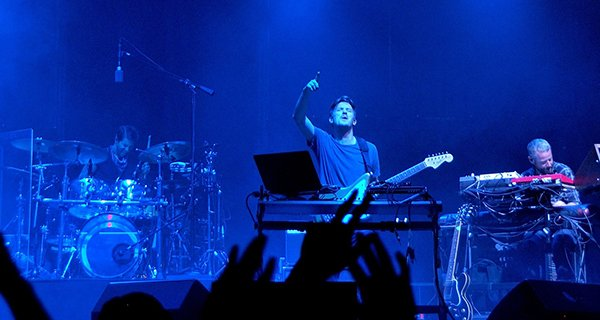 STS9. Photo: Jonathan Penfield | Mountain Weekly News
