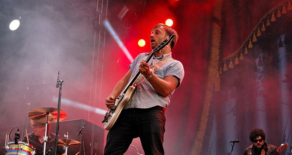 The Black Keys. Photo: Jonathan Penfield | Mountain Weekly News