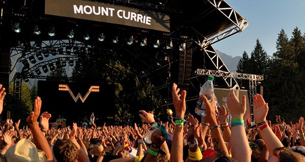 Weezer sing-a-long. Photo: Jonathan Penfield | Mountain Weekly News
