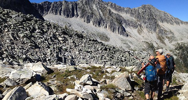 Sourdough Traverse Photo Tyler Austin Bradley | Mountain Weekly News
