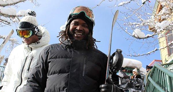 Sal at Sundance