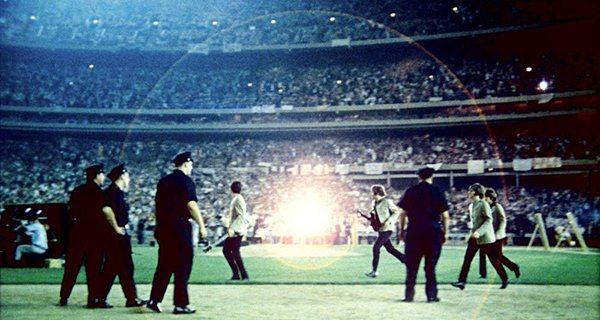 The Beatles Shea Stadium