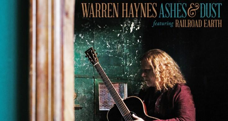 Warren Haynes Ashes & Dust Album