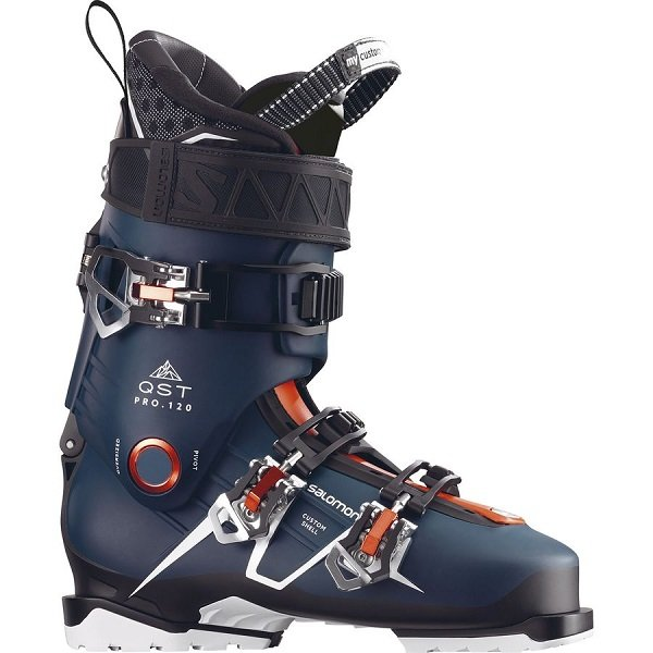 salmon qst ski boot