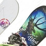 Never Summer West Snowboard Review