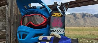 Giro Cipher Mountain Bike Helmet Test on Teton Pass