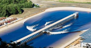 Surf Snowdonia the Worlds First Legit Wavepark is Now Open to the Public