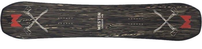 Weston Logger Snowboard