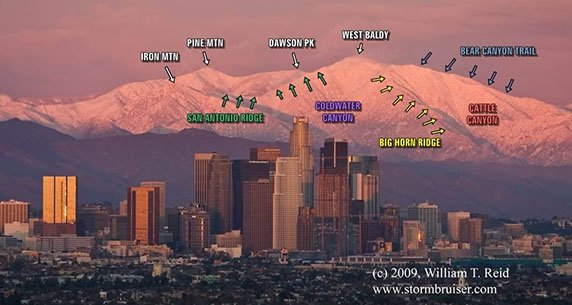 yeah thats downtown Los Angeles Photo William Reid