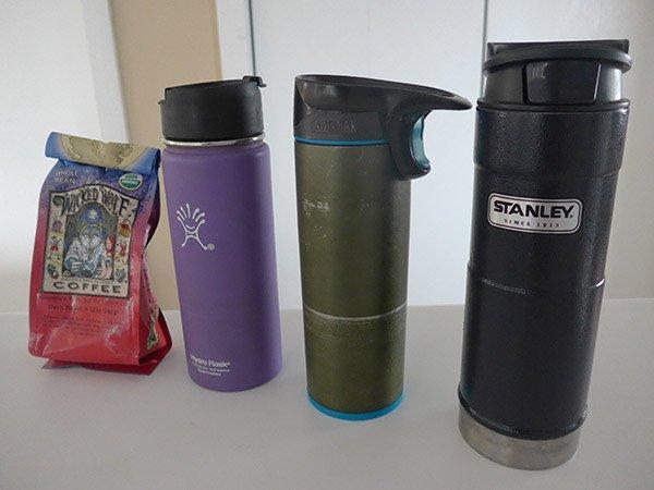 Backcountry Coffee Mugs
