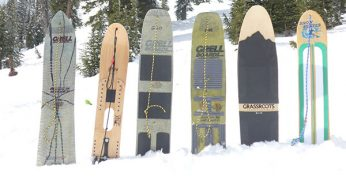 A Look at NoBoarding, Powder Surfing and Snow Surfing's Legendary Roots