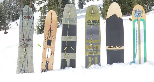 Everyone needs one of these boards in their quiver Photo Mike Hardaker | Mountain Weekly News