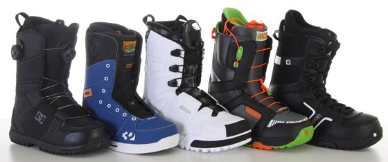 Snowboard Boot Lacing