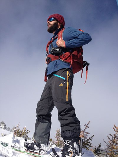 Lightweight and breathable Cham Pant from Strafe Photo | Mountain Weekly News