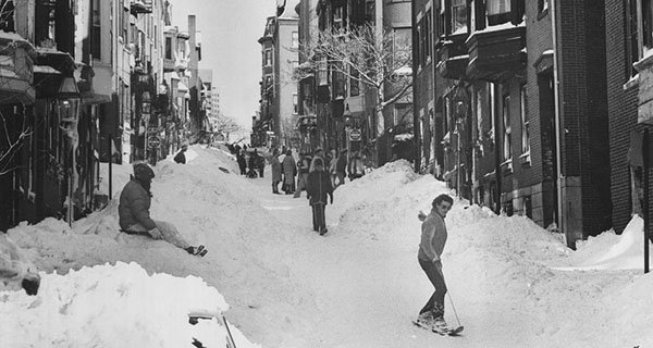 Surfs Up in Boston, MA 1978