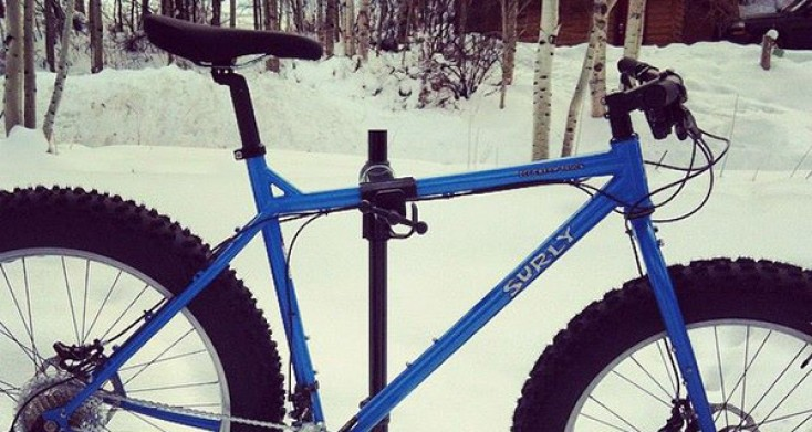 Surly Ice Cream Truck Fat Bike Review