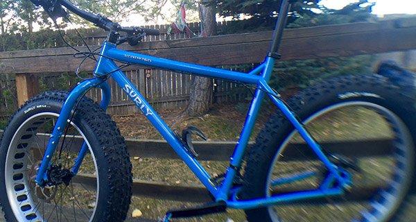 Surly Ice Cream Truck Fat Bike Photo Ricardo Moreno | Mountain Weekly News
