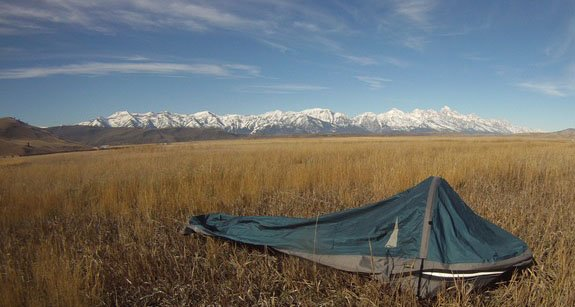 The Outdoor Research Advanced Bivy Photo John Stember Mountain Weekly News