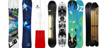 Best Splitboards of 2017