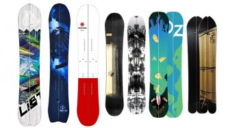Best Splitboards of 2016/2017