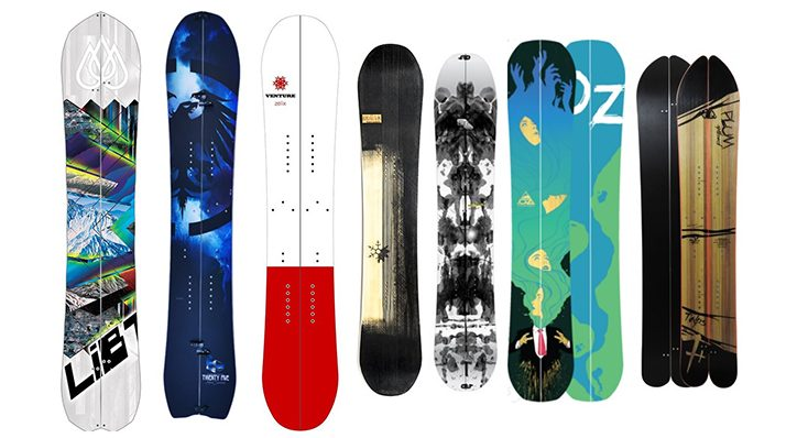 What are the Best Splitboards of 2017