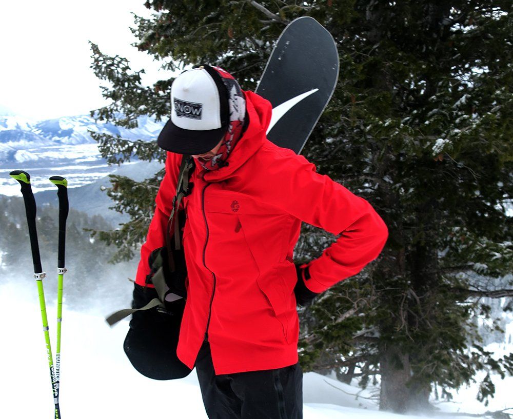 Airblaster Beast 3L Snowboard Jacket Review