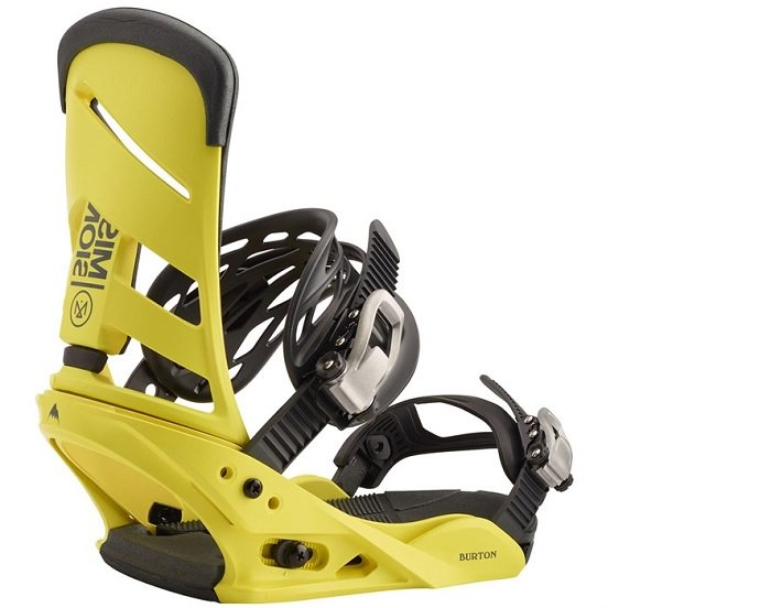 Burton Mission Snowboard Bindings Review