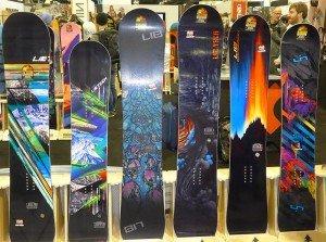 2017 Lib tech Snowboards