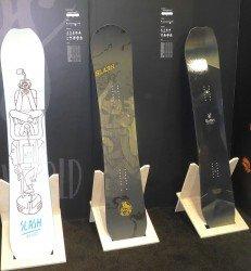 2017 Slash Snowboards