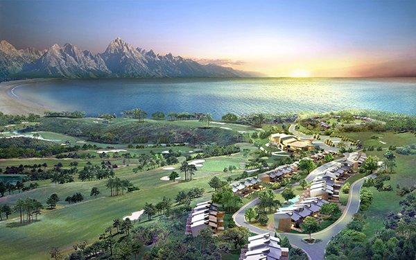 Ananti Golf Resort North Korea