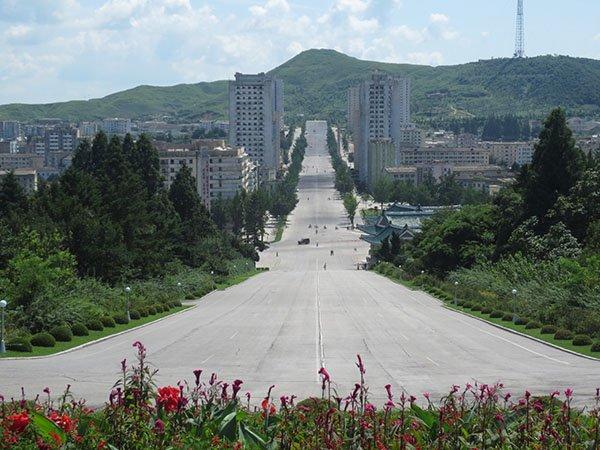 Mobbing DPRK style