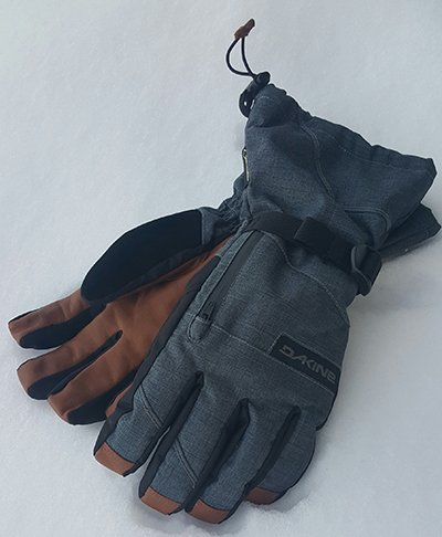 Titan Glove, Photo Eric Odlin | Mountain Weekly News