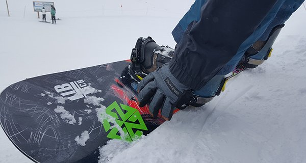 Dakine Titan Glove, Photo Eric Odlin | Mountain Weekly News