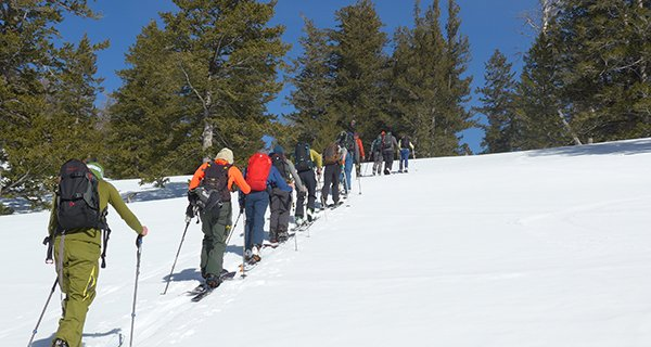 AIARE Avalanche course with Jackson Hole Mountain Guides, Photo Mike Hardaker | Mountain Weekly News