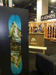 Jones 2017 Snowboards