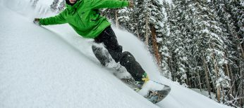 Learning to Snowboard Powder