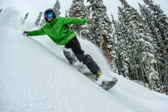 Snowboarding Tips – How to Snowboard in Powder