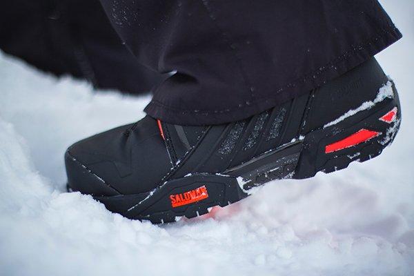 2016 Salomon Malamut Snowboard Boot, Photo Paisley Wildman   Mountain Weekly News