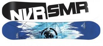 Never Summer Cobra Snowboard Review