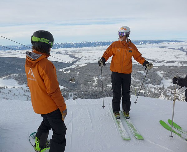 Grand Targhee Ski Instructors