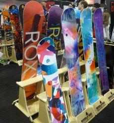 Roxy 2017 Snowboards
