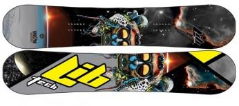 Lib Tech Travis Rice Pro C2-BTX Blunt-Tip Snowboard Review